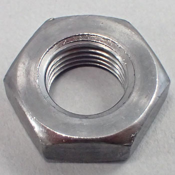Hex nut three other subdivision (iron / cloth) (pack product)
