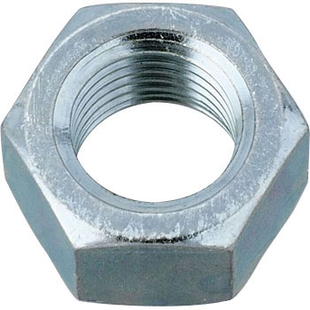 Hex Nut Unified, UNF, Iron, Uni Chromate, Packed