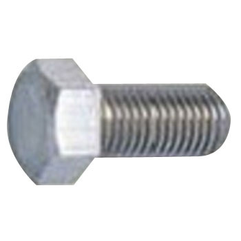 Small Stainless Steel Hex Bolt, Full Thread