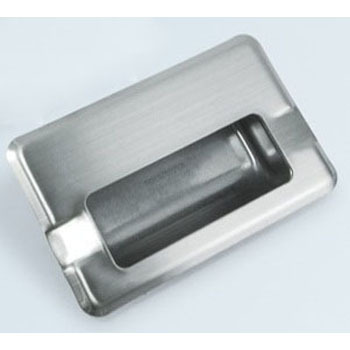 Stainless excavation handle