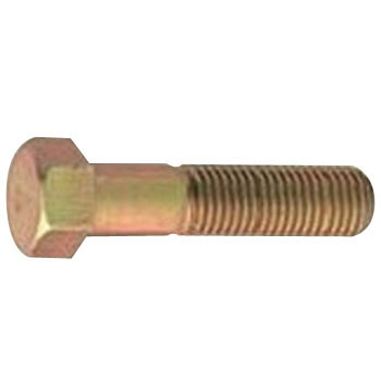 7 mark small hexagon bolt half screw (iron / chromate) (small box)