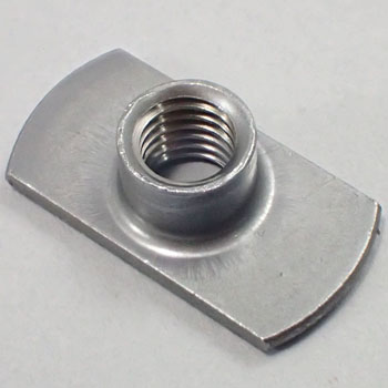 Weld Nut T Model 2A JIS Standard, Iron, Small Box