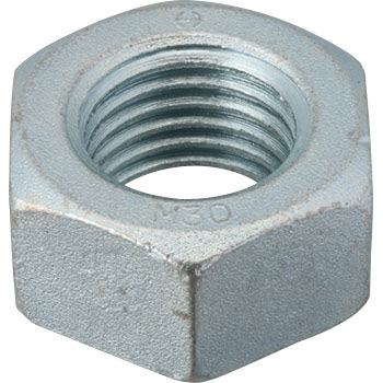 Packed Iron/Uni-Chrome Steel Hex Nut 1st Kind,Left-Hand Thread Cutting