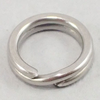 Split Ring, Stainless Steel