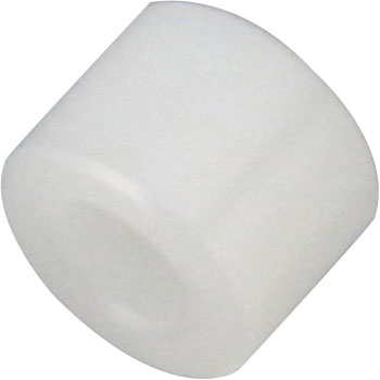 POM round hollow spacer C (DURACON) (pack product)