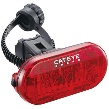 Cat Eye OMNI 5 Bicycle Rear Safety Light