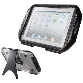 iPad2 Waterproof Hard Case,Protect from Dust and Water