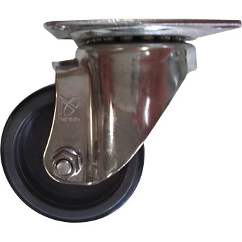 SU-STC Swivel Caster, Resin Wheel, Urethane Wrapped Wheel