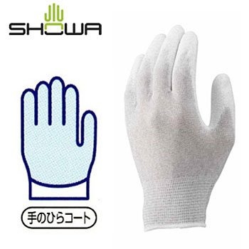 ESD protection palm gloves # A0622