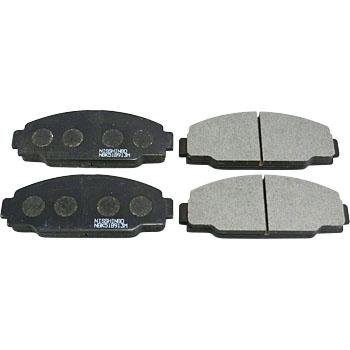 Disc Brake Pads, Toyota