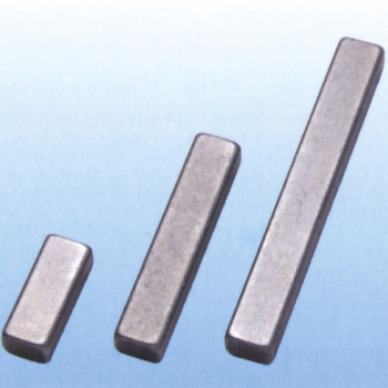 Double-sided key (free length) S45C / 18