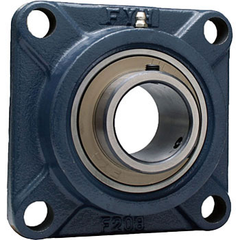 UCF Square flange type (cylindrical hole)