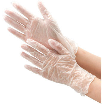 Very Light PVC Gloves