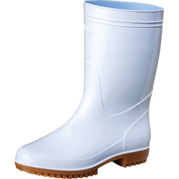 Non Slip, Anti Bacterial, Oil Resistant, Sanitary Rubber Boots G5