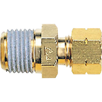 Quick seal connector (high pressure type)