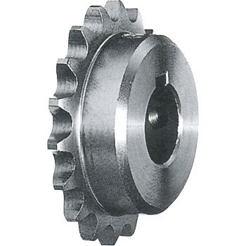 RS 40 Stainless Steel Fit Bore Sprocket 1 B Type