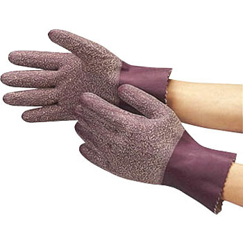 Natural Rubber Gloves, Underlining, NEW R-1