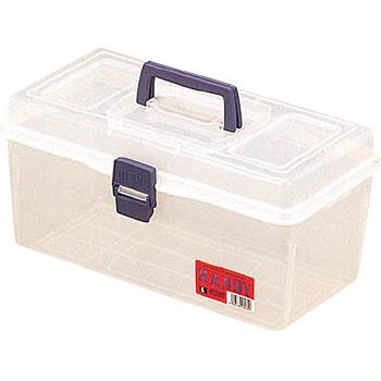 Clear Tool Box Meihokagaku Tool Boxes [MonotaRO Thailand