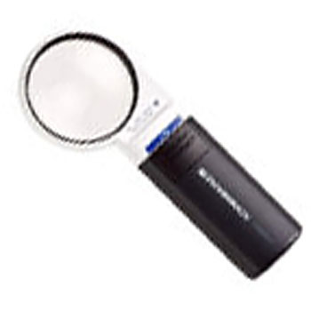 LED wide light loupe