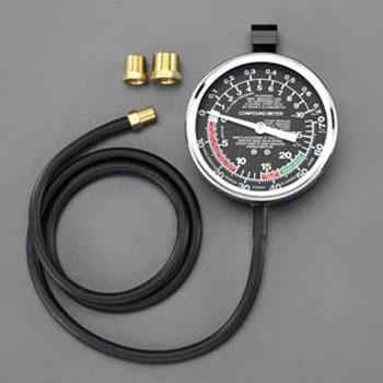 Vacuum fuel pressure tester ESCO Compression Testers, Fuel