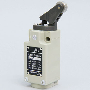 Limit switch roller alarm
