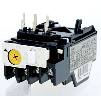 Electromagnetic switch 2 E Thermal relay