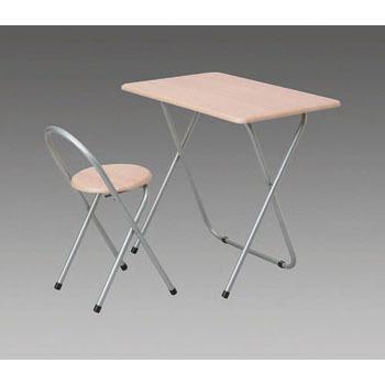 800x500x710mm Folding Desk With Chair Esco Folding Table Monotaro Philippines Ea954hc 40