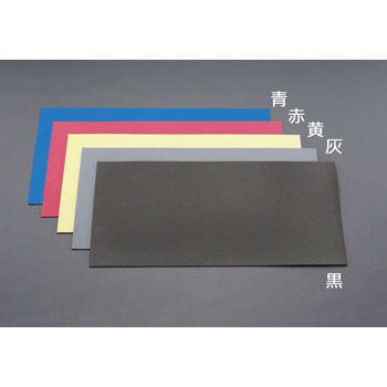 500x1000x20mm polyethylene foam(black/2 sheets)