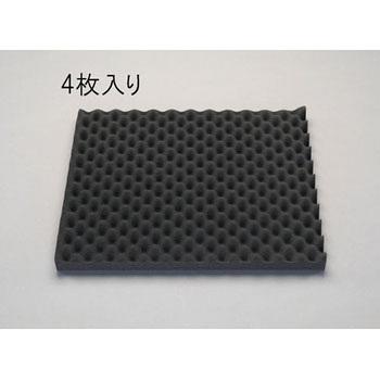 500x 600x40mm flexible polyurethane foam(4 pictures)