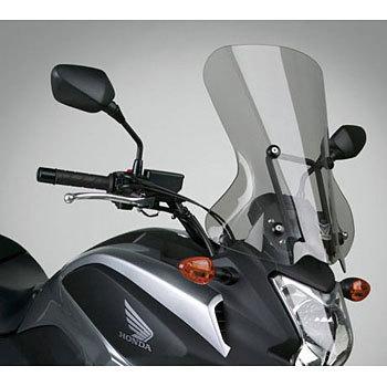 NATIONAL CYCLE Vstream windshield NC700X/750X middle/light smoke