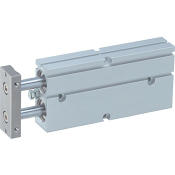 Twin rod cylinder double acting TBDA10 series
