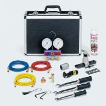 Air Conditioning Tools >> Air Conditioning Tool Kit With Air Conditioning Piping Tool
