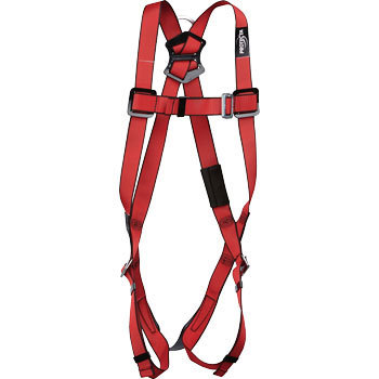 Protector harness type safety belt