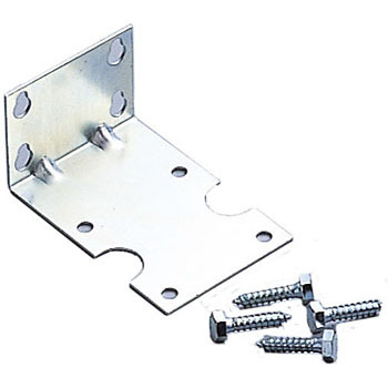 Filter housing mounting bracket (with screws)