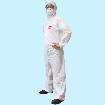 JIS Chemical Protective Clothing