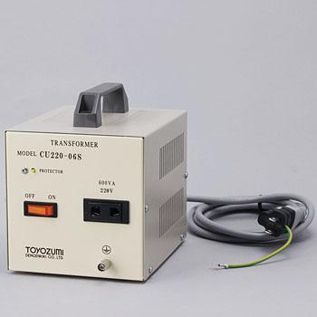 Portable / Handy Cased transformer single-phase single-turn 100V to 220V