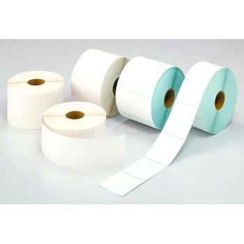 Paper label printer LP - 80 high quality thermal paper label 40 x 46 mm