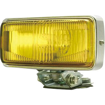 Incandescent bulb-type fog lamps separately angle type bumper superscript type repair