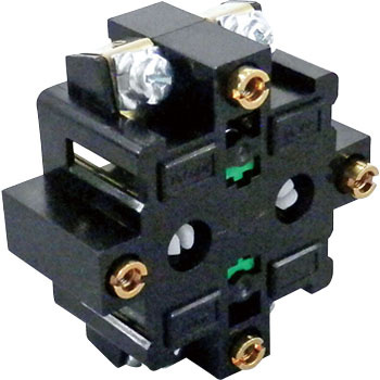 BR-type contact block (for mono lever switch)
