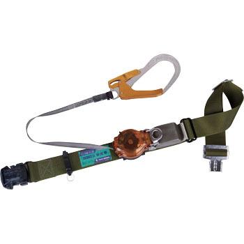 Tsuyoron 2WAY Litra safety belt (OT buckle) Light weight type FUJII