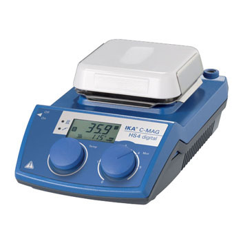 Hot magnetic stirrer (digital)