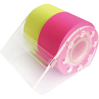 Sticky Note Roll 25x10M