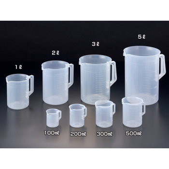 Polypropylene Handle Beaker