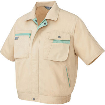 AZ - 5321 Moving cut short sleeve blouson (for spring and summer)