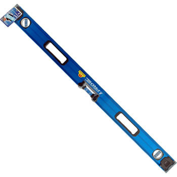"Magnetic Torpedo Level, ""Blue Level PRO"""