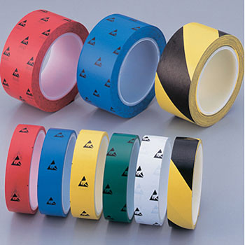 Azupyua ESD PET line tape 50
