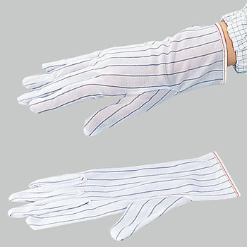 ESD Polyester Gloves Short