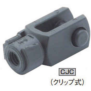Clevis joint
