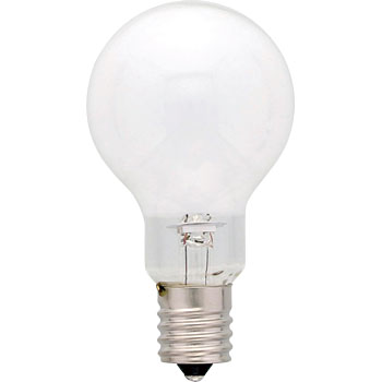 Incandescent light bulb mini krypton bulb