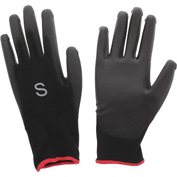 Thin Unlined PU Coat Gloves